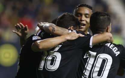 Montella, debutto ok. Diego Costa, ritorno con gol