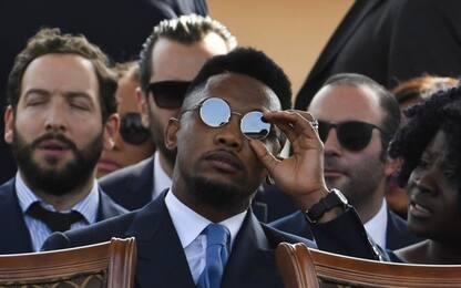 Eto'o come Weah, nuovo presidente del Camerun?