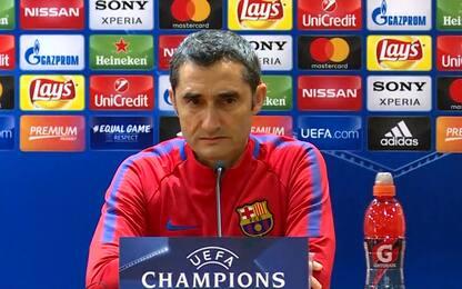 """Valverde: """"Errore pensare a un Barça qualificato"""""""