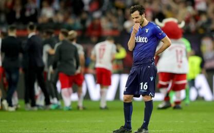 Lazio, out Parolo: salterà la gara col Torino