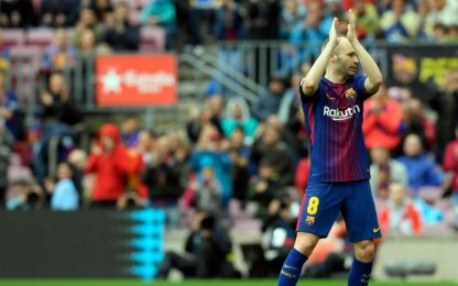"""Barça, Iniesta: """"Il mio futuro? Ho già deciso"""""""