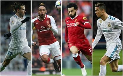 Aggiornato Fifa 18, il più veloce ora è Salah