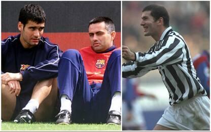 Dov'erano nel '96 i rivali in panchina di Wenger?