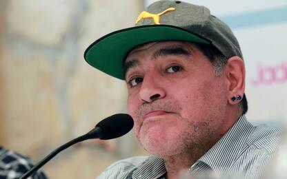 """Maradona: """"Sarri mi diede una lezione di umiltà"""""""