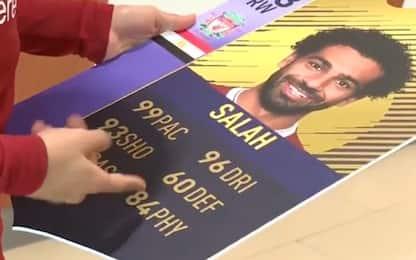 """Fifa 18, Salah non ci sta: """"Merito 2 punti in più"""""""