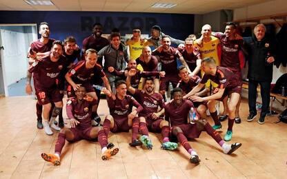 Barça campione, la Liga è sua: Depor in Segunda