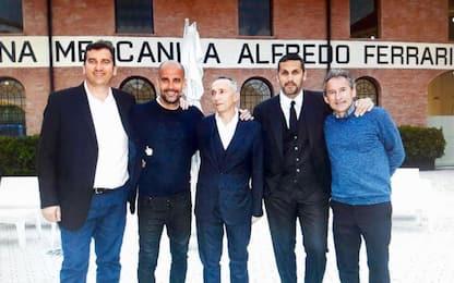 City, festa per il titolo in gran segreto a Modena