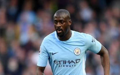 """Guardiola: """"Yaya Touré non resterà al City"""""""