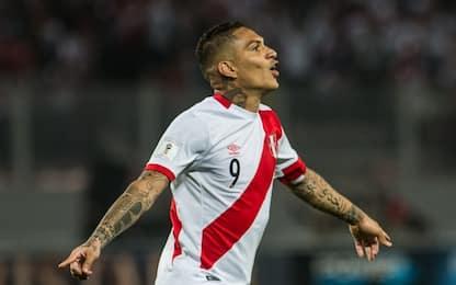 Gli avversari del Perù vogliono Guerrero in Russia