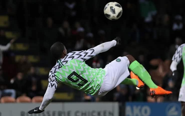 Russia 2018, la nuova maglia della Nigeria sta già spopolando: già ...