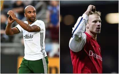Ex BeneventoArmenteros, gol alla Bergkamp: VIDEO