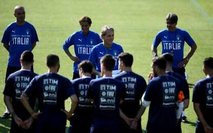 Italia-Arabia, probabili: si riparte da Balotelli