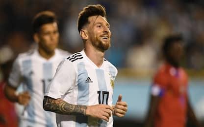 Argentina-Islanda: le probabili formazioni