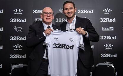 Il Derby County a Lampard: è il nuovo allenatore