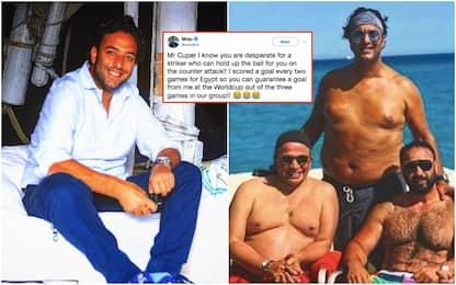"""Egitto, Mido perde 37kg e si """"convoca"""" al Mondiale"""