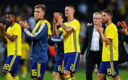 Svezia-Corea del Sud, le probabili formazioni