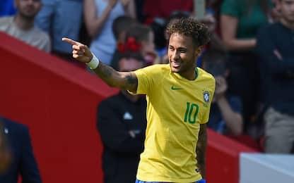 Brasile-Svizzera: le probabili formazioni