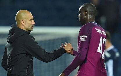 """Touré accusa Pep: """"Ha problemi con gli africani"""""""