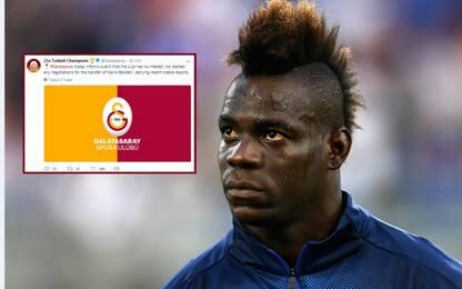 "Il Galatasaray allontana Balo: ""Non ci interessa"""