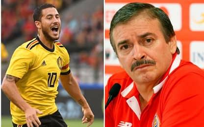 Ramirez, che gaffe: Ct non ricorda nome di Hazard