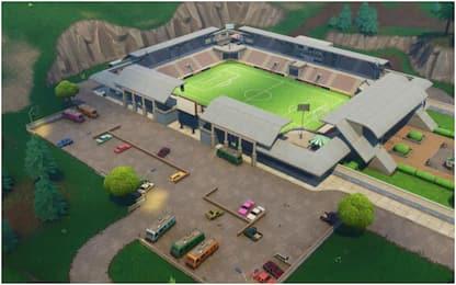 Fortnite, ecco i campi da calcio per il Mondiale