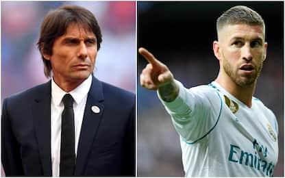 C'è Sergio Ramos dietro il no del Real a Conte?