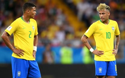 Silva, fair play in campo: ma Neymar lo insulta