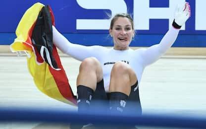 Germania in ansia, brutto incidente per la Vogel