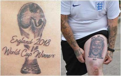 Ottimismo da tifoso, quando il tatuaggio è un flop