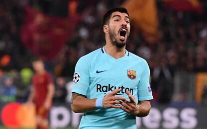 "Suarez: ""Flop contro la Roma? Colpa del Leganés"""