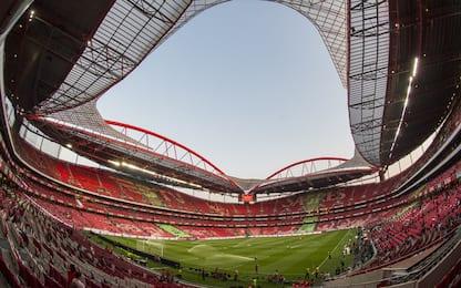 Benfica, accusa di corruzione: possibili sanzioni