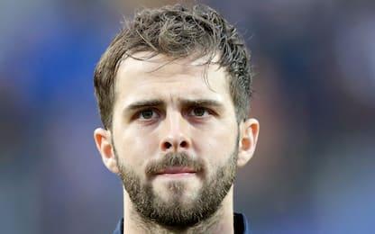 Juventus, Pjanic ko con la Bosnia: esce all'83'