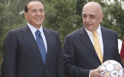 """Galliani: """"Monza? Con Silvio nostalgia del calcio"""""""