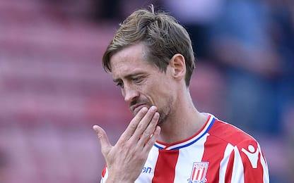 """Crouch: """"Niente gol? E io bevevo birra al pub"""""""