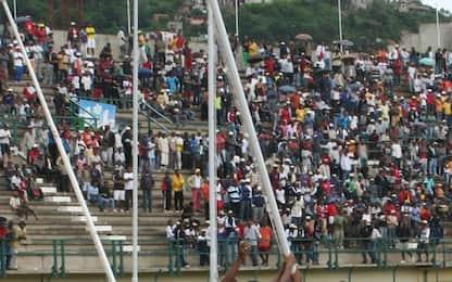 Caos in Madagascar-Senegal, 1 morto e 37 feriti