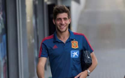 Il curioso record di Sergi Roberto con la Spagna