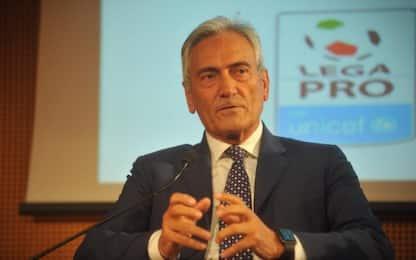 FIGC, Gravina unico candidato per la presidenza