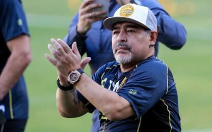 """Maradona: """"Coca? Chi mi accusa spesso è drogato"""""""
