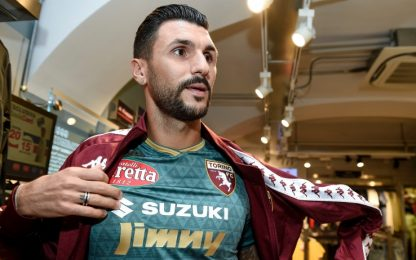 """Soriano: """"Ho detto sì al Torino in mezz'ora"""""""