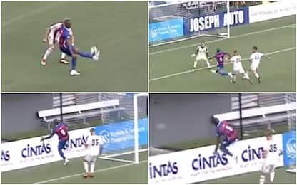 """Super gol, ma l'esultanza è un """"epic fail"""". VIDEO"""