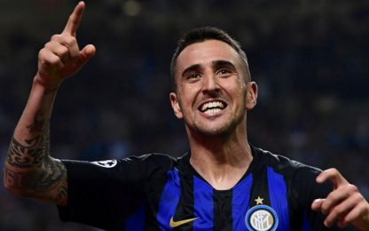Ottimismo Vecino, contro il Milan può esserci