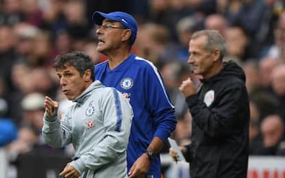 """Zola: """"Calcio? Pensavo di sapere, poi Sarri..."""""""