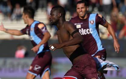 Cade il Verona, 1-1 Lecce-Cittadella: ok Spezia