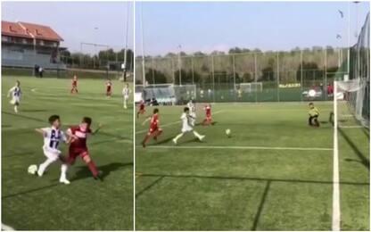 Cristiano jr show: papà Ronaldo posta i gol. VIDEO