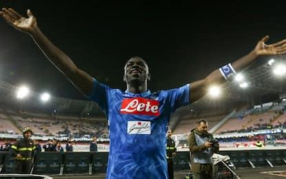 "Koulibaly: ""Quando lascerò Napoli, piangerò"""