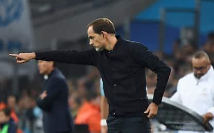 """Tuchel: """"Rabiot e Mbappé fuori per punizione"""""""