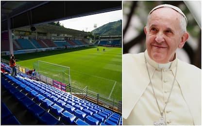 Eibar, nuova tribuna? Dipende da Papa Francesco