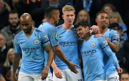 Coppa di Lega, il City scopre Diaz e va ai quarti