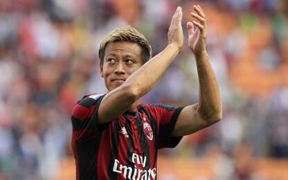 "Honda apre al Milan: ""Chiamatemi se avete bisogno"""