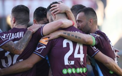 Ok Salernitana, Benevento beffato dal Carpi al 93'